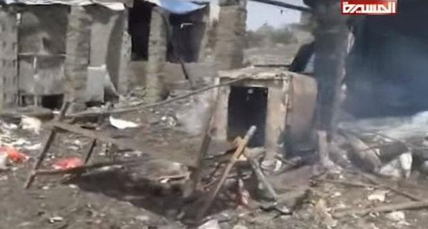 Suudiler Yemen'i vurdu: 107 ölü