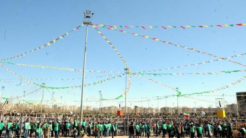 Diyarbakır'da Nevruz kutlaması