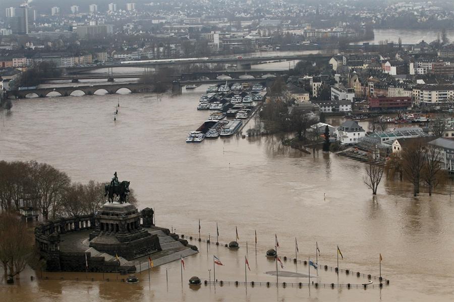 Orta Avrupa'da selin faturası kabarıyor