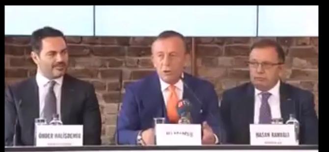 Ağaoğlu: Millet fakir; karanfil bırakıyor, ben gül (video)