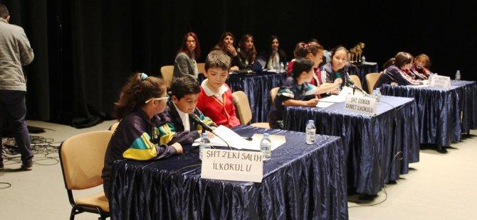 3. İlkokullar Arası Kültürel Bilgi Yarışması yapıldı