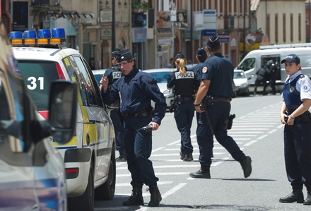 Fransa'da IŞİD operasyonu