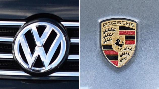 Volkswagen ve Porsche 800 bin aracını geri çağırıyor