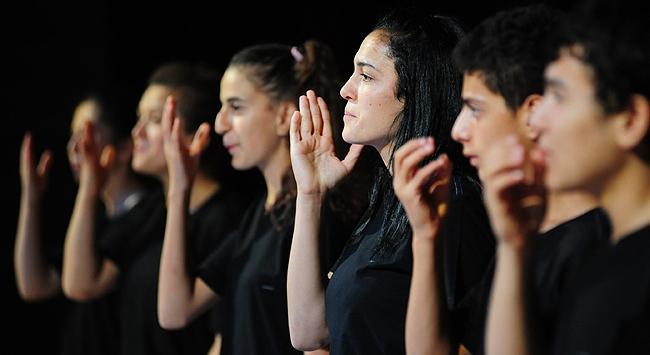 İşaret Diliyle Konser