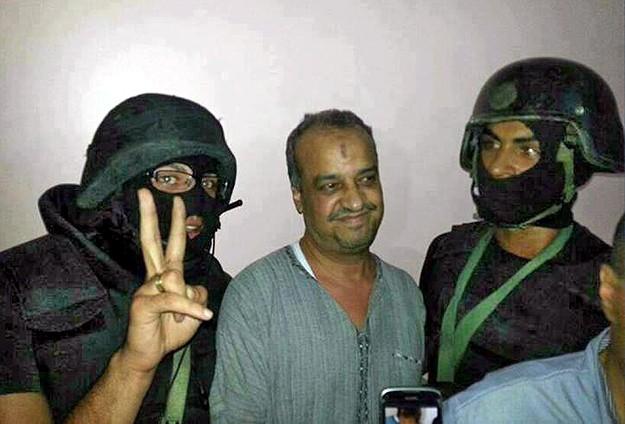Bilteci gözaltına alındı