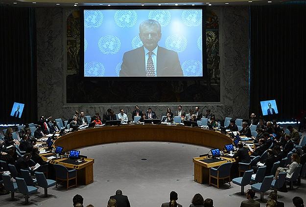 BM'nin kimyasal silah incelemesi masada