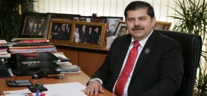 """Sadıkoğlu, """"Kaleminiz her daim güçlü olsun"""""""