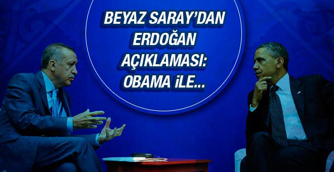 Hazır buradayken Erdoğan'la az da olsa bir çeşit konuşma ...