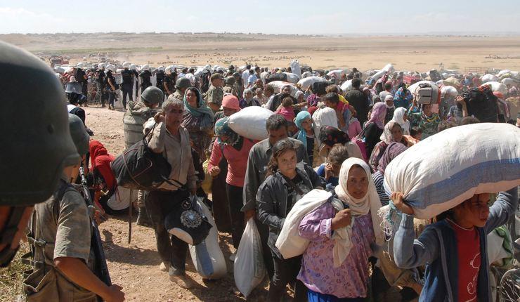 BM: Dakikada 24 kişi kaçıyor