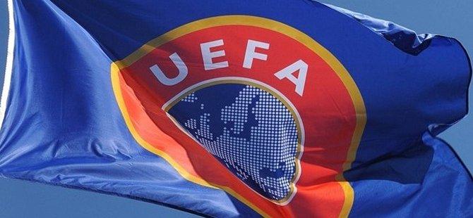 UEFA'dan Türkiye'ye disiplin soruşturması