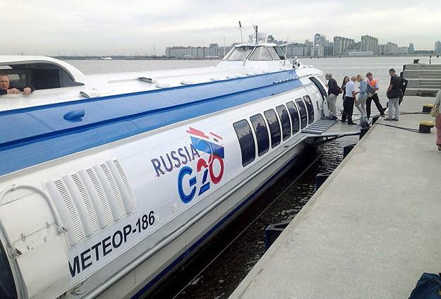 G20 Zirvesi'nde kuş uçurtulmuyor