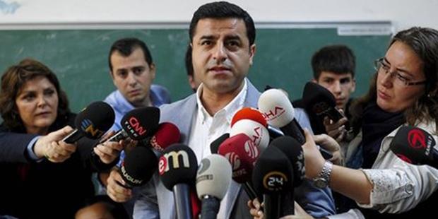 Demirtaş: PKK'nın politik kolu değiliz, sivilleri hedef alan eylemleri terördür