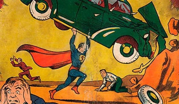 """""""Superman"""" 175 bin dolara alıcı buldu."""