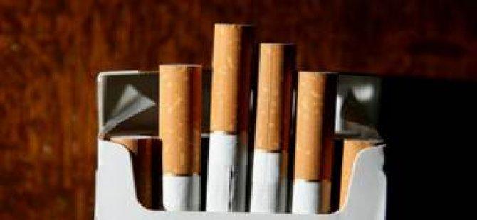 Larnaka Hava Alanı'nda 600 paket sigaraya el kondu