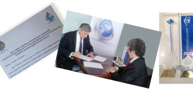KAÜ Ankara'da önemli anlaşmalara imza attı