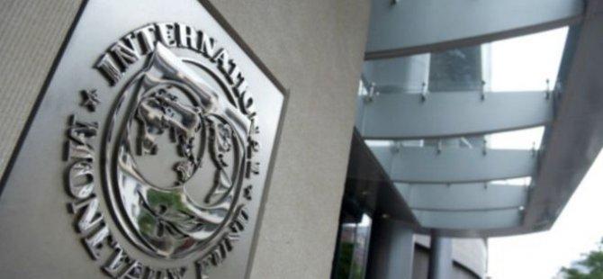 """IMF: """"Kıbrıs'ta çözümün makro ekonomik yönleri üzerindeki çalışmalar sürüyor"""""""