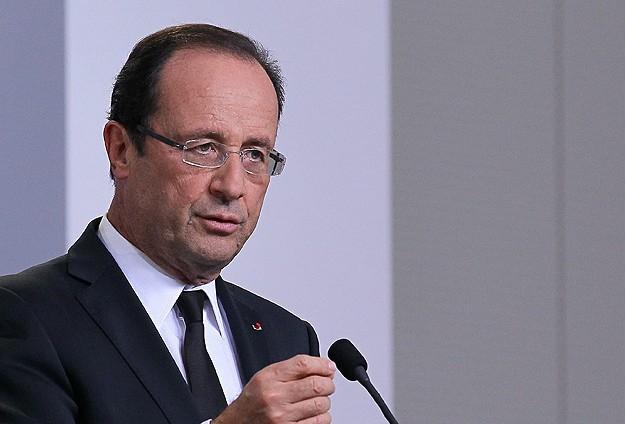 Fransa Suriye'nin cezalandırılması konusunda kararlı