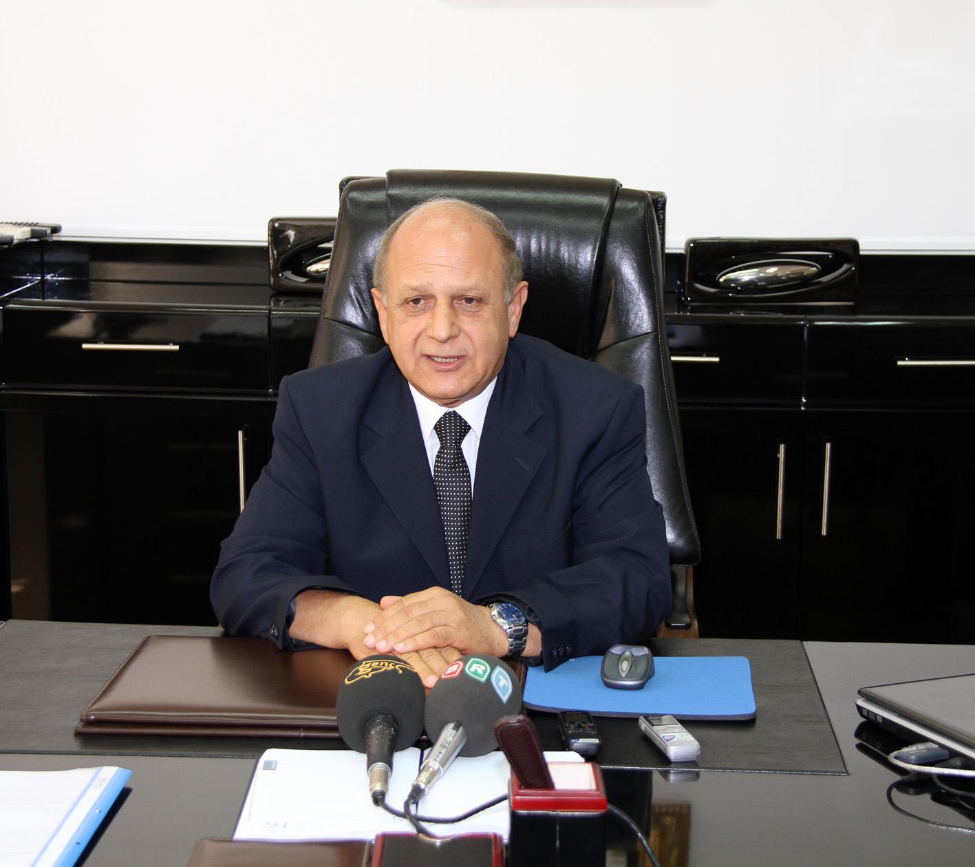 Hamza Ersan Saner'de Görevi Devretmedi