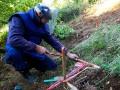 Bosna'da mayınlar tehdit etmeye devam ediyor