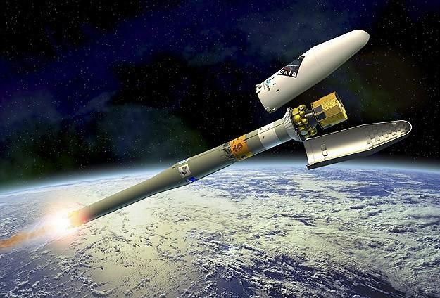 """""""Gaia"""" başarıyla uzaya fırlatıldı"""