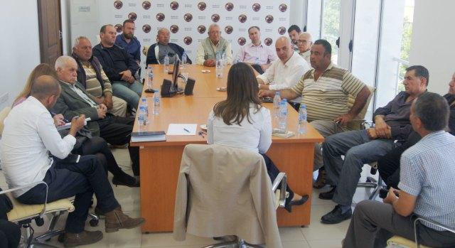 Mehmetçik bağcılık alanında yeni yatırımlara başlıyor