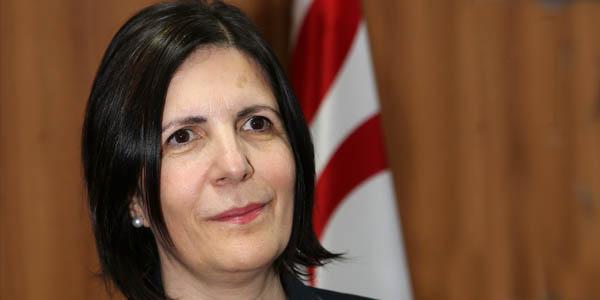 Meclis'te Bir Kadın Başkan