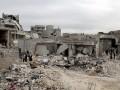 Esed güçlerinin saldırılarında 65 kişi öldü