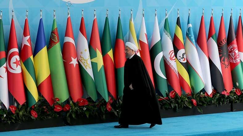 Erdoğan, Ruhani ile görüştü: ABD yaptırımlarının kalkması için fırsat penceresi açıldı