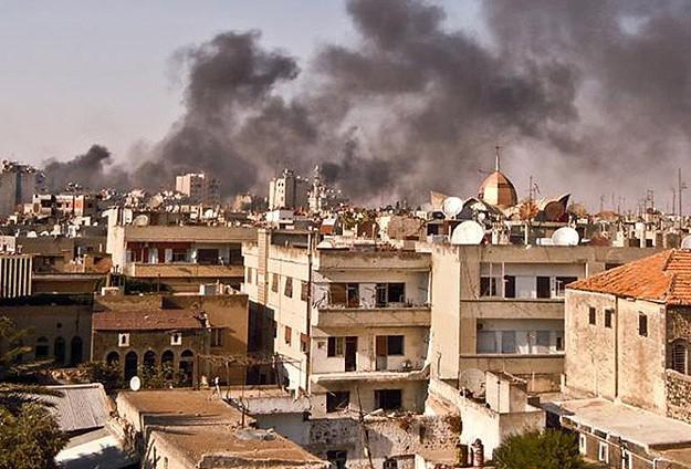 Esed güçlerinin saldırılarında 93 kişi öldü