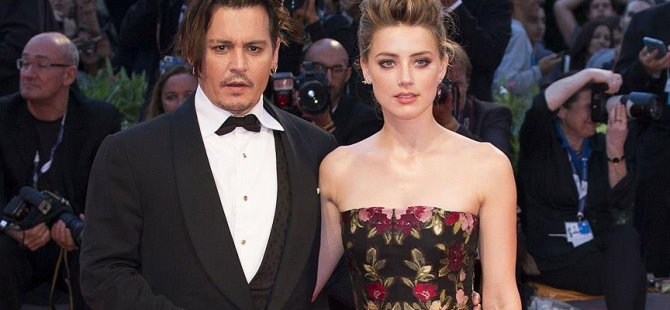 Johnny Depp'in eşi Avustralya'da ceza aldı