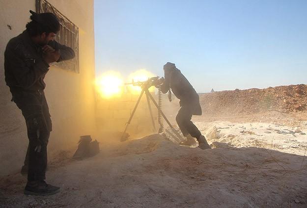 Halep'te çatışma: 5 ölü