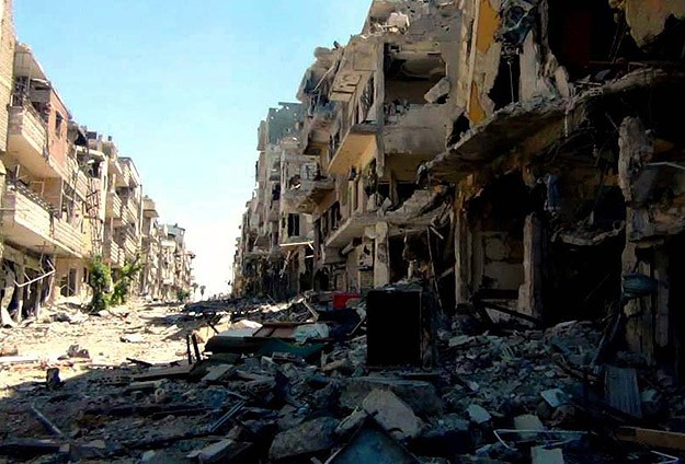 Esed birliklerinin saldırılarında 94 kişi öldü