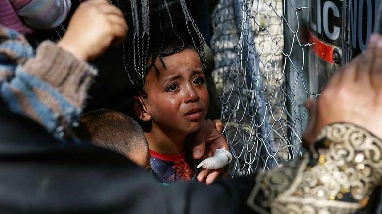 BM'den Yunanistan'a mülteci eleştirisi