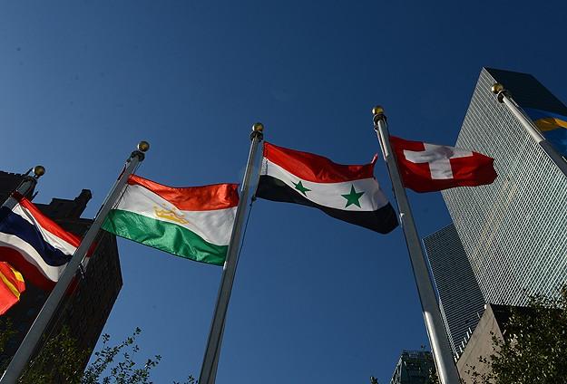 BM'nin gündemi Suriye ve İran
