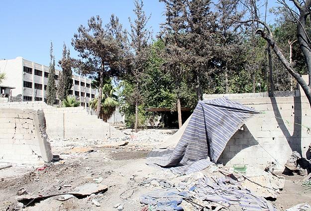 Esed güçleri Hama'da 26 kişiyi infaz etti