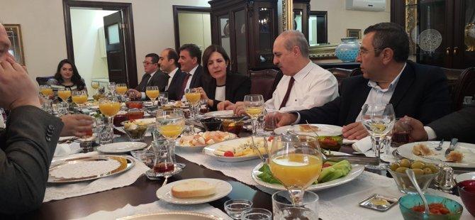 Meclis heyeti Kosova'da idi