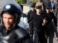 Darbe karşıtı gösterilerde 237 gözaltı
