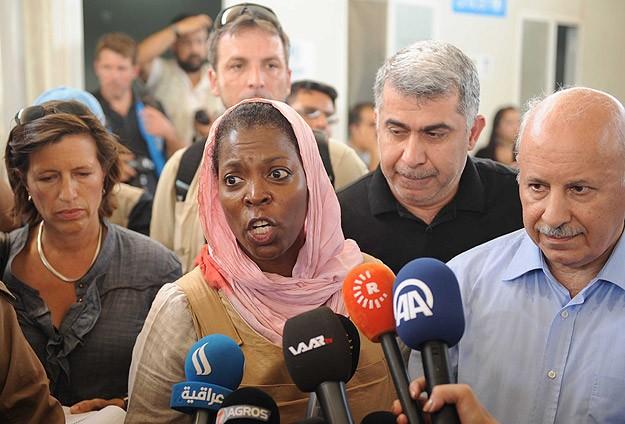 "BM'den ""Suriye'ye insani yardım"" vurgusu"