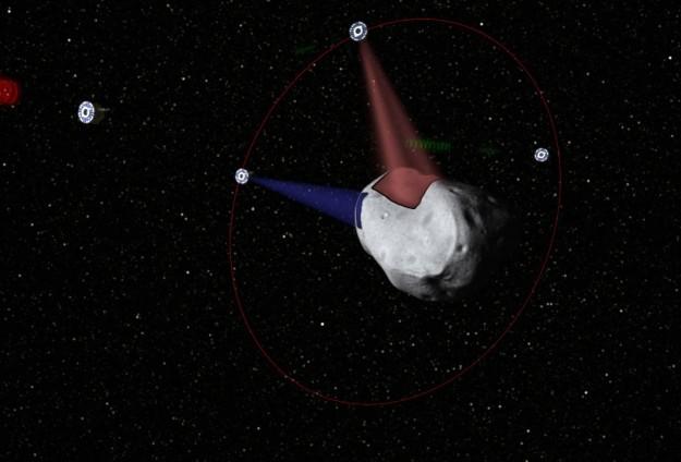 """""""Deep Impact"""" uzay aracının misyonu sona erdi"""