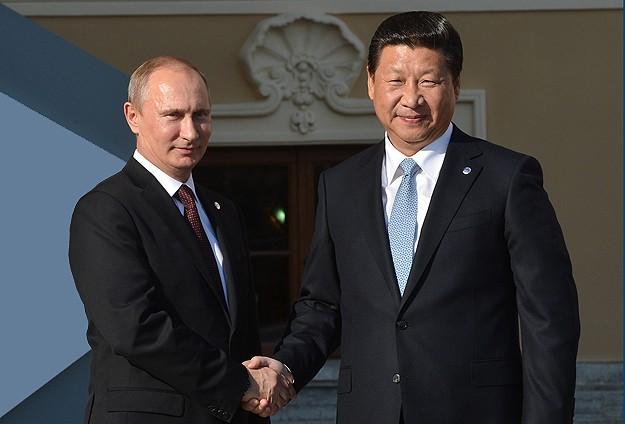 Çin ve Rusya'dan ortak bildiri