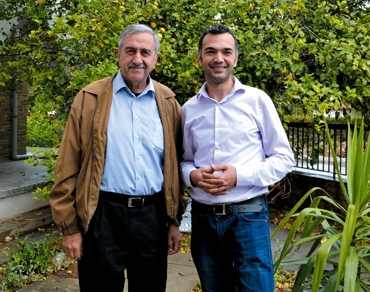 Lefkoşa Belediyesi eski Başkanı, eski Başbakan yardımcısı ve bakan Mustafa Akıncı, cumhurbaşkanlığına adaylığı ile ilgili Detay'a konuştu:  Bağımsızlık makama uygun