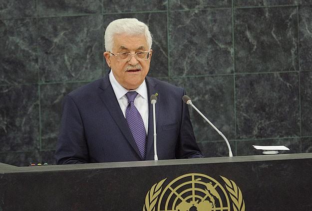 Gözlemci statüsüyle BM Genel Kurulu'na hitap etti