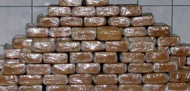 Larnaka'da 12.5 kilo kokain ele geçirildi