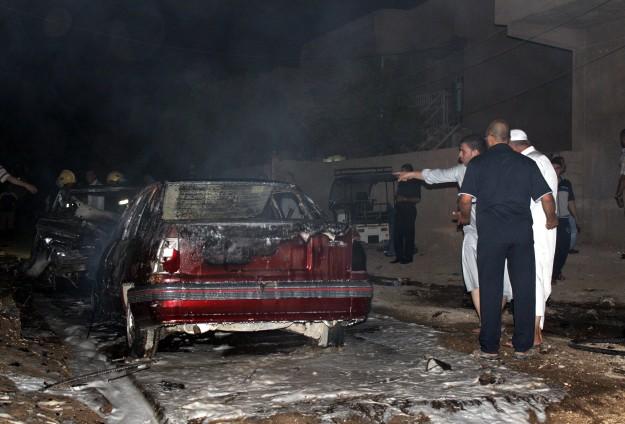 Irak'ta bombalar susmuyor