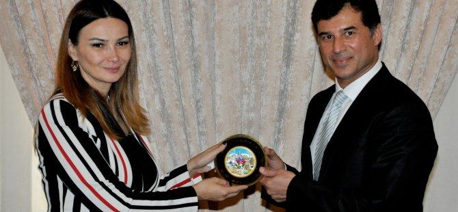 """Özgürgün, """"Azerbaycan ve KKTC ayrılmaz bir milletin iki parçası"""""""