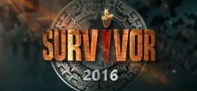 Survivor Birleşme Partisi'nde neler oldu neler!