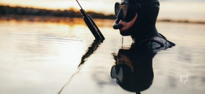 İzinsiz balık avladı, yakalandı