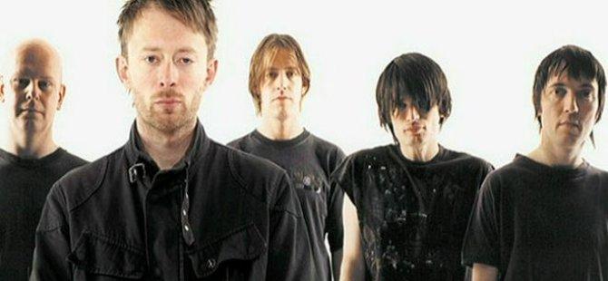 Radiohead'den 'gizemli yok oluş'