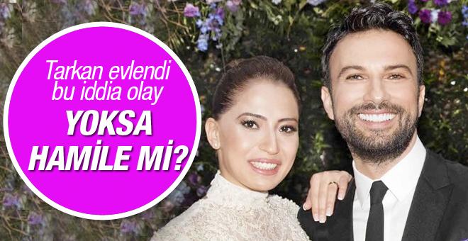 Tarkan, Pınar Dilek ile evlendi...