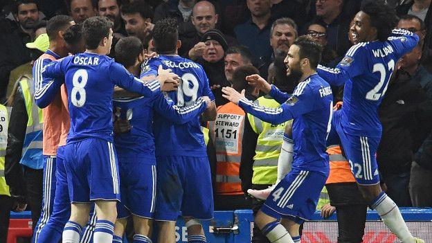 Premier Lig'de peri masalı: Leicester City şampiyon